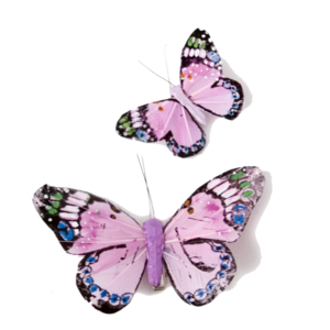 Pink Butterfly Transparent PNG PNG Clip art