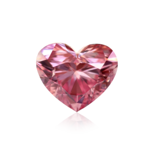 Pink Diamond Heart PNG HD PNG icon