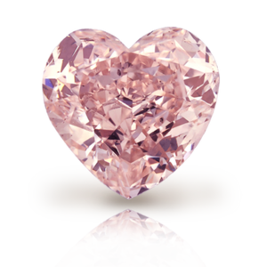 Pink Diamond Heart PNG Photos PNG icons