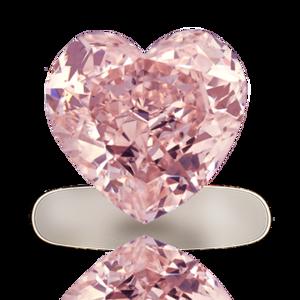 Pink Diamond Heart PNG Photos PNG Clip art