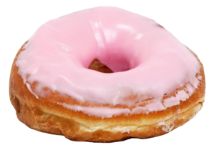 Pink Donut PNG Clipart PNG Clip art