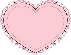 Pink Heart PNG Clipart PNG Clip art
