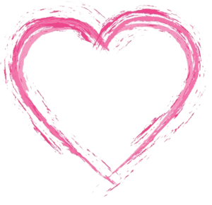 Pink Heart PNG Photos PNG Clip art