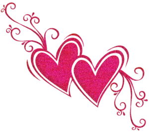 Pink Heart Transparent PNG PNG icon