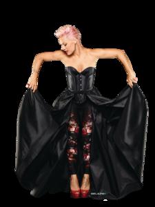 Pink Singer PNG Transparent Background PNG Clip art