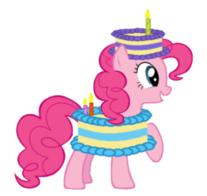 Pinkie Pie Party PNG Clipart PNG image
