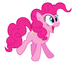 Pinkie Pie PNG Clipart PNG icon