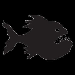 Piranha PNG File PNG Clip art