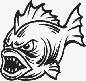 Piranha PNG HD PNG Clip art