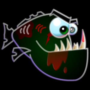 Piranha PNG Transparent PNG Clip art