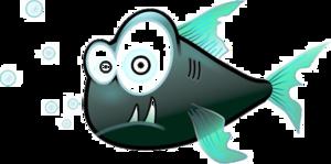 Piranha Transparent PNG PNG Clip art