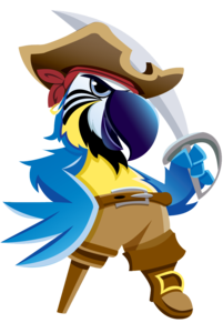 Pirate Parrot PNG Photos PNG Clip art