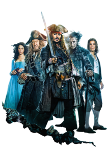 Pirates of The Caribbean PNG Pic PNG Clip art