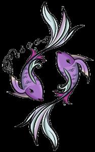 Pisces PNG Transparent Image PNG Clip art