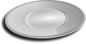 Plate Transparent Background PNG Clip art