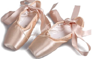Pointe Shoes PNG Picture PNG Clip art