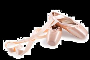 Pointe Shoes Transparent Background PNG Clip art