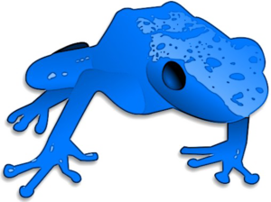 Poison Dart Frog PNG Transparent PNG icon