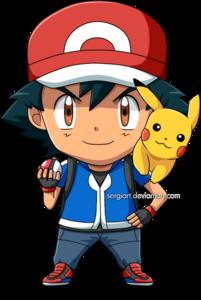 Pokemon Ash PNG Free Download PNG Clip art