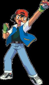 Pokemon Ash PNG Image PNG Clip art