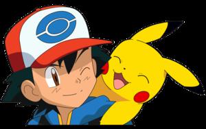 Pokemon Ash PNG Pic PNG Clip art