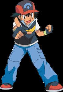 Pokemon Ash PNG Transparent Image PNG Clip art
