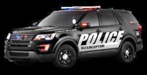 Police Car Transparent Background PNG Clip art