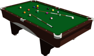 Pool Table PNG Image PNG Clip art