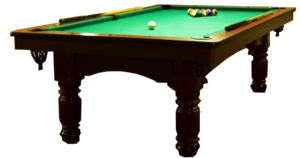 Pool Table PNG Transparent PNG Clip art