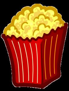 Popcorn PNG File PNG Clip art