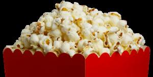 Popcorn Transparent Background PNG Clip art