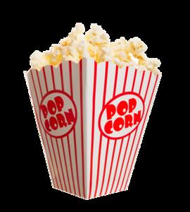 Popcorn Transparent PNG PNG Clip art