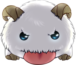 Poro PNG Image PNG Clip art
