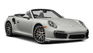 Porsche Convertible PNG PNG Clip art