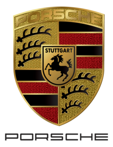 Porsche Logo PNG PNG Clip art