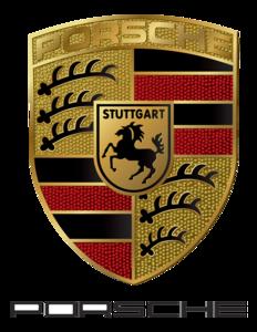 Porsche Logo Transparent Background PNG Clip art