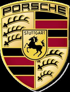 Porsche Logo Transparent PNG PNG Clip art