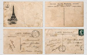 Postcard PNG Photos PNG Clip art