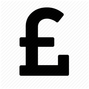 Pound Transparent PNG PNG icon