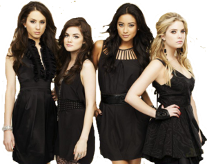 Pretty Little Liars PNG File PNG clipart