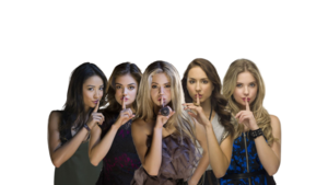 Pretty Little Liars PNG HD PNG Clip art
