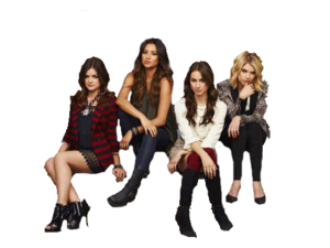 Pretty Little Liars PNG Image PNG Clip art