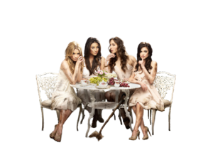 Pretty Little Liars PNG Photo PNG Clip art