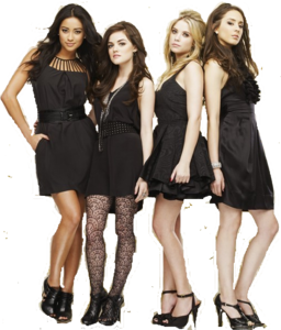 Pretty Little Liars PNG Photos PNG Clip art