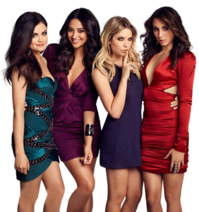 Pretty Little Liars PNG Transparent PNG Clip art