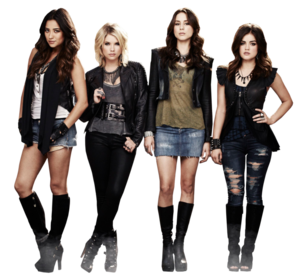Pretty Little Liars Transparent Background PNG Clip art