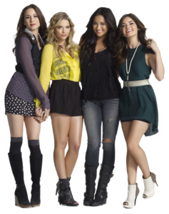 Pretty Little Liars Transparent PNG PNG Clip art