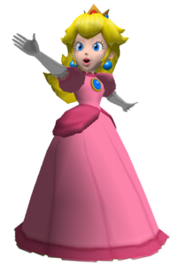 Princess Peach PNG File PNG Clip art