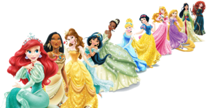 Princess PNG Clipart PNG icon