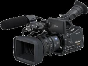 Professional Video Camera PNG File PNG Clip art